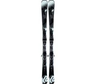 Anthem 74 inkl. ER3 10 Compact Women Skis with Bindings