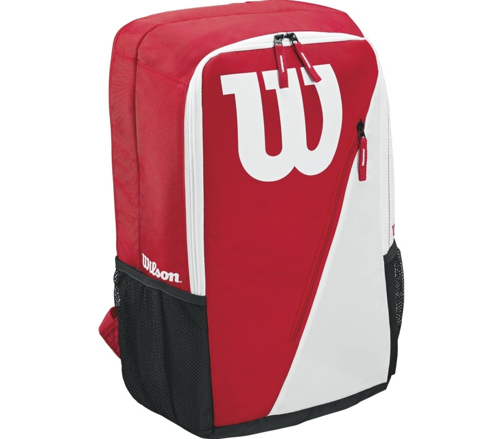 Wilson - Match III backpack tennis bag (red/white)