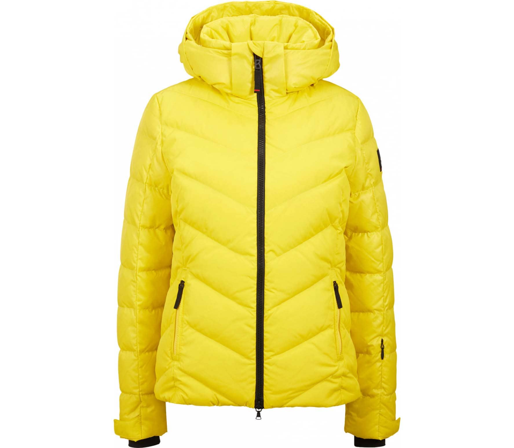 59b8ff5892 Bogner Fire + Ice - Sassy-D women s down jacket (yellow) - buy it at ...