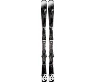 Anthem 72 Ti inkl. ERC 1 TCX Women Skis with Bindings