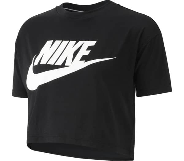 NIKE SPORTSWEAR Essential Damen Cropped Shirt - 1