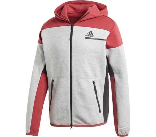 ADIDAS Z.N.E. Men Zip-up Sweatshirt - 1