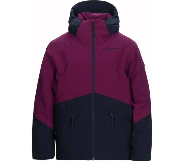 Peak Performance Greyhawk Junior Skijacke Kinder rot
