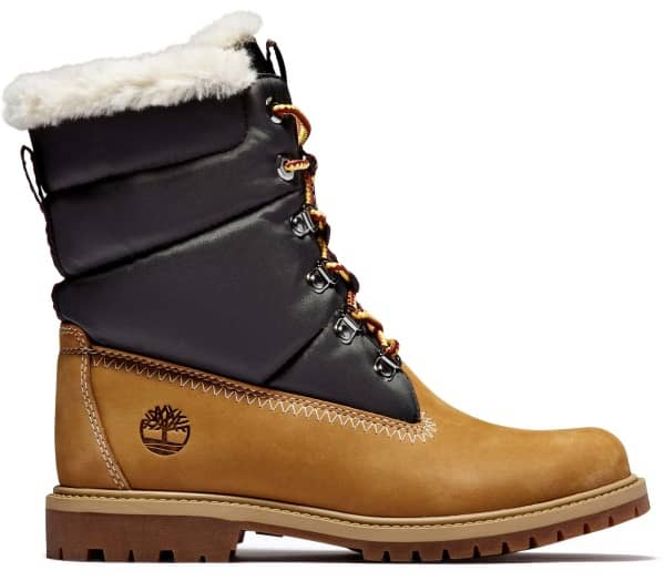 TIMBERLAND 6 Inch Heritage Puffer Women Winter Shoes - 1