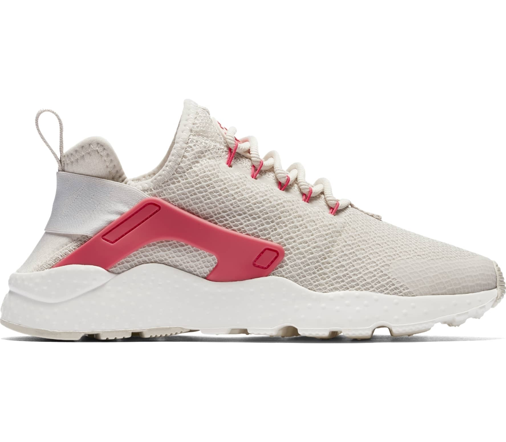 uk availability 1de6b 0ed47 Nike - Air Huarache Run Damen Sneaker (weiß/rot) im Online Shop von ...