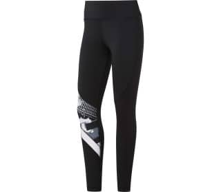 Workout Ready MYT AOP Dames Trainingtights