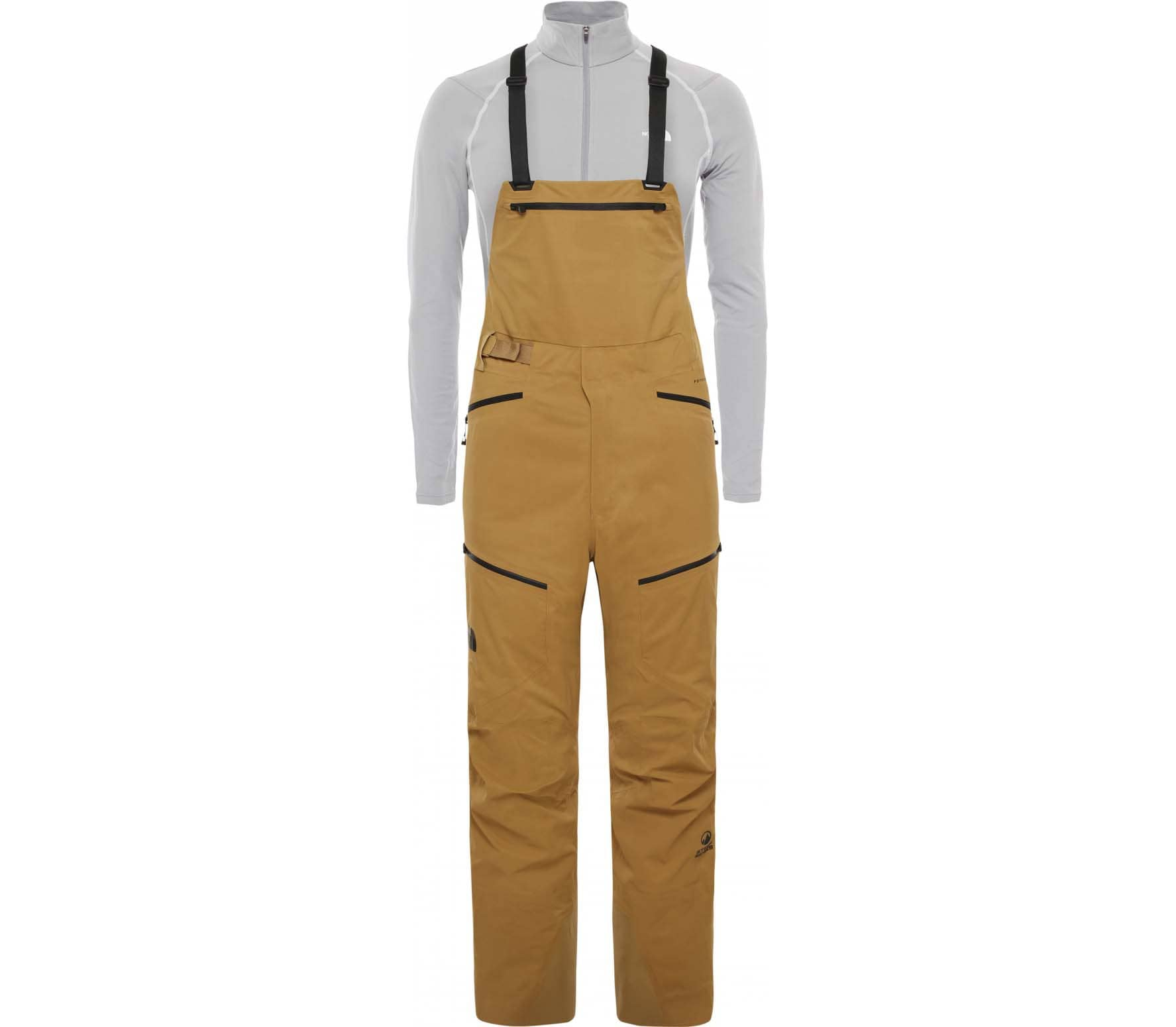 The North Face Purist Herren BIB Skihose (braun) 359,90 €