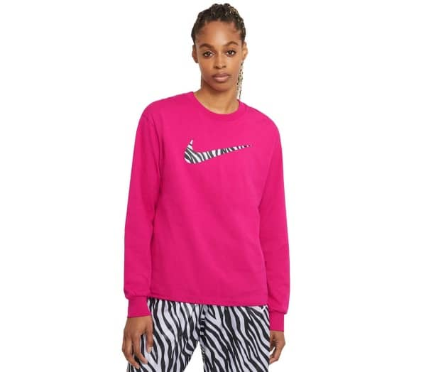 NIKE SPORTSWEAR Icon Clash Dames Long-sleeve - 1