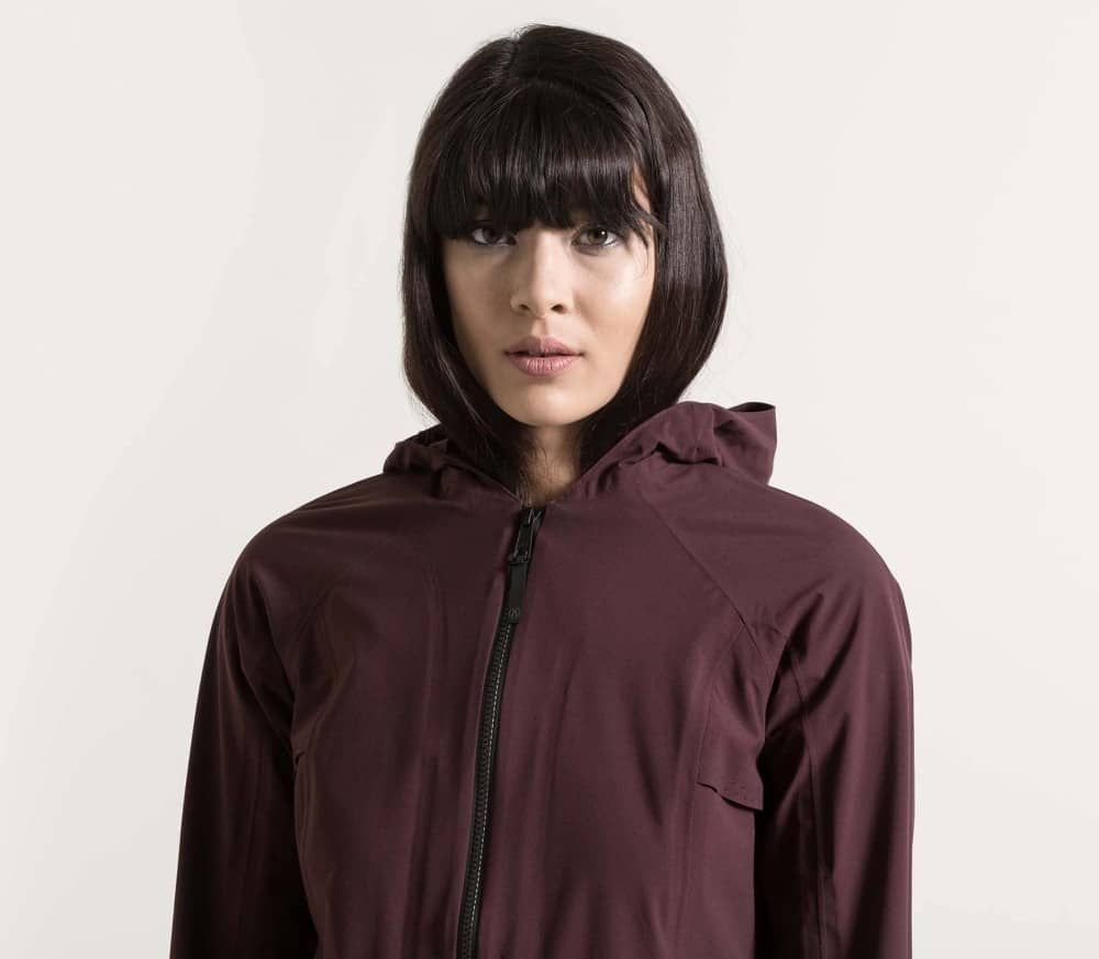 2.5 Layer Stretch Rain Shell Damen Jacke