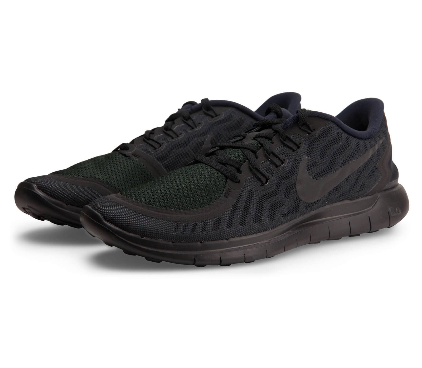uk availability 5df79 cd0ec Nike - Free 5.0 men's running shoes (black/white)