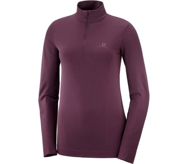 SALOMON Comet Seamless Damen Midlayer - 1