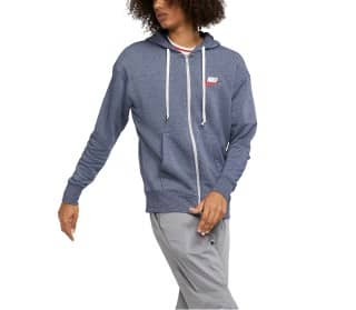 Heritage Fleece Hommes Sweat à capuche