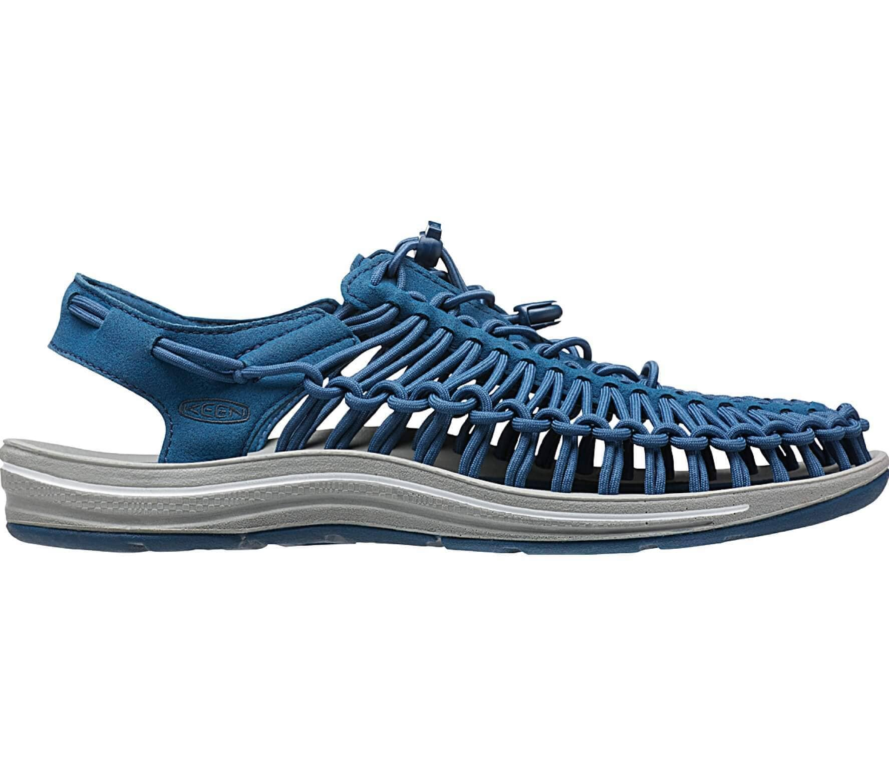 Keen - Uneek Heren Outdoorsandale (donkerblauw)