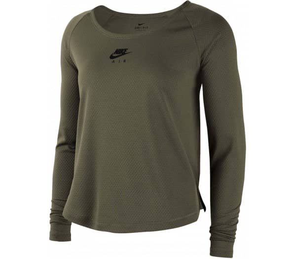 NIKE braun Women Long Sleeve - 1