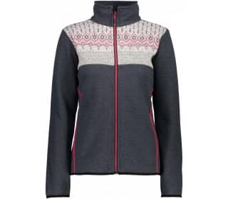 Graffite Dames Fleece Jas