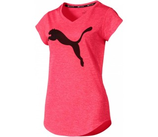 Heather Cat Tee Damen Trainingsshirt