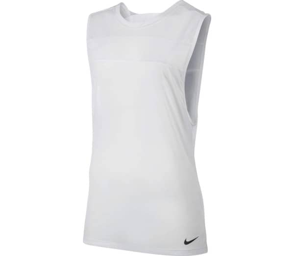 NIKE Breathe Sleeveless Damen Shirt - 1