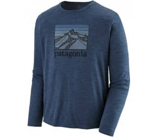Cool Daily Graphic Heren Long-sleeve
