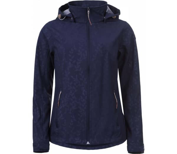 ICEPEAK EP Avenal Women Softshell Jacket - 1