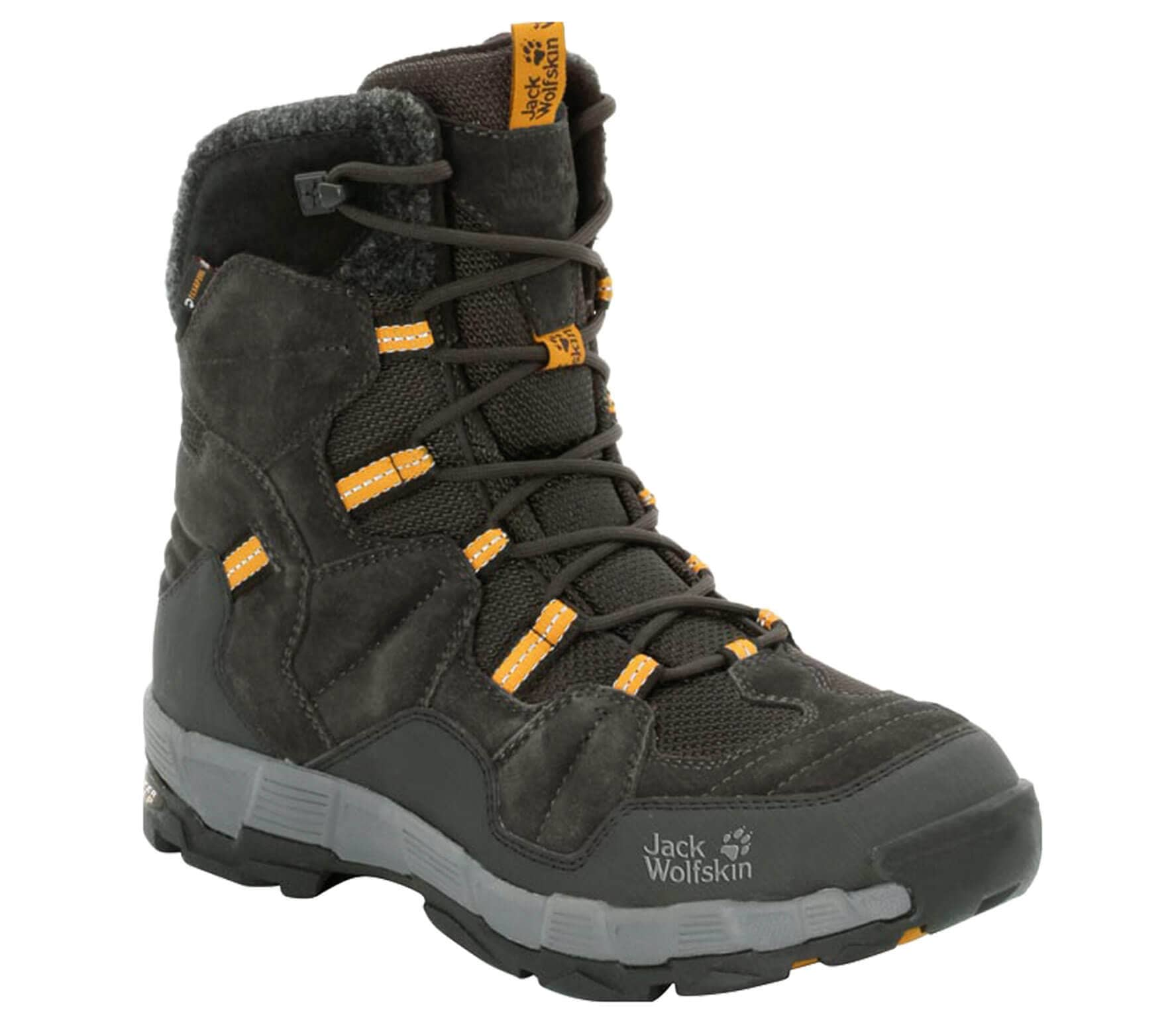 pretty nice 2eb89 d5f11 Jack wolfskin Yukon Valley Texapore Hommes Winterschuhe Men