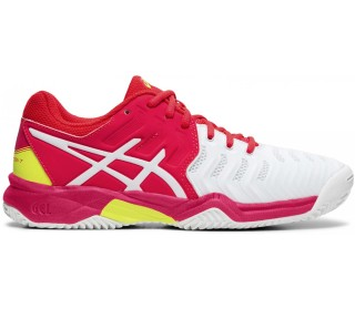 ASICS Gel-Resolution 7 Clay Gs Barn Tennisskor