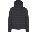 J.Lindeberg - Ease Hooded Liner JL Down men's down jacket (black)