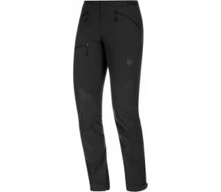 Courmayeur SO Women Softshell Trousers