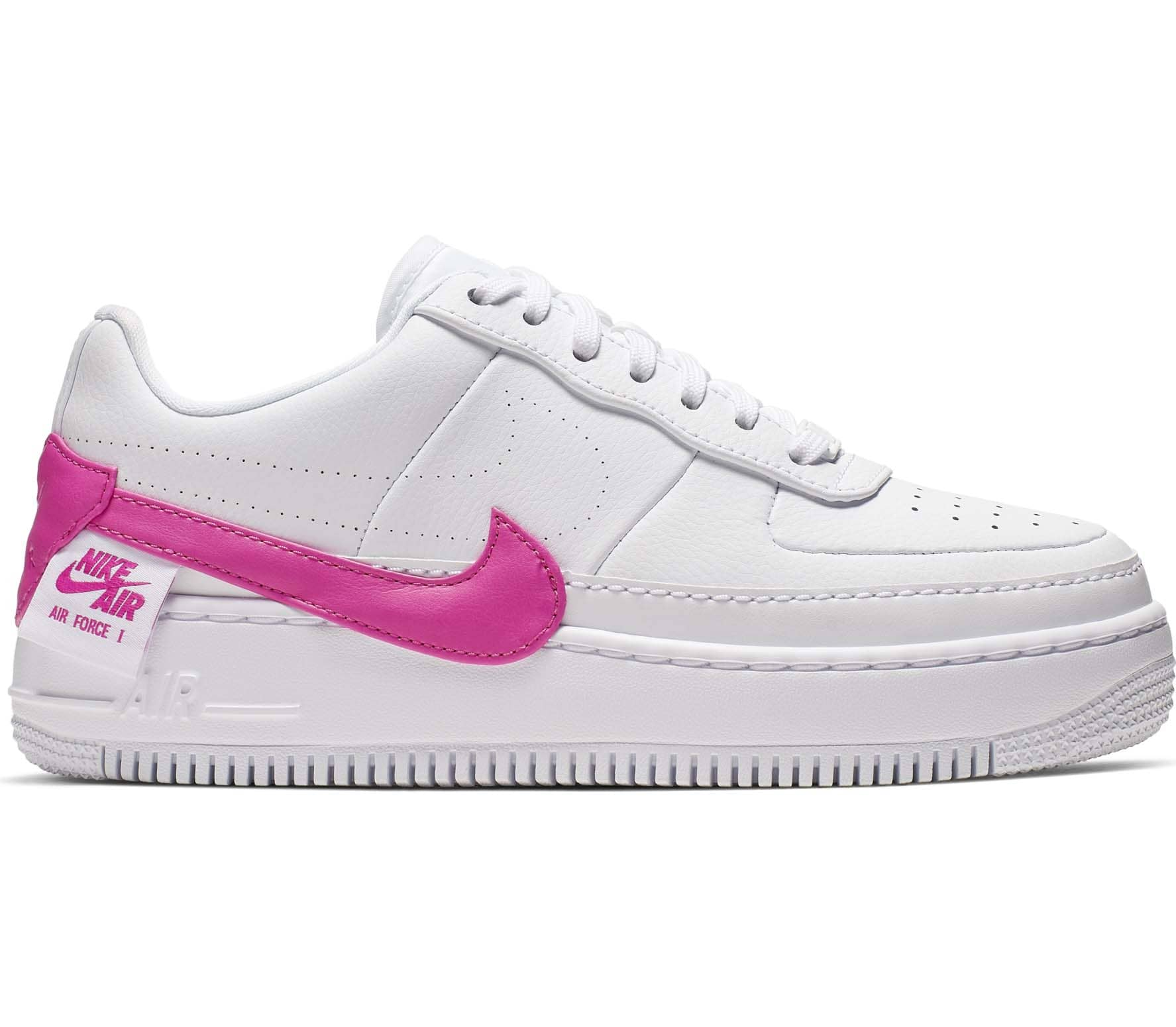 économiser b48ef cd1c4 Nike Sportswear Air Force 1 Jester XX Femmes Baskets blanc