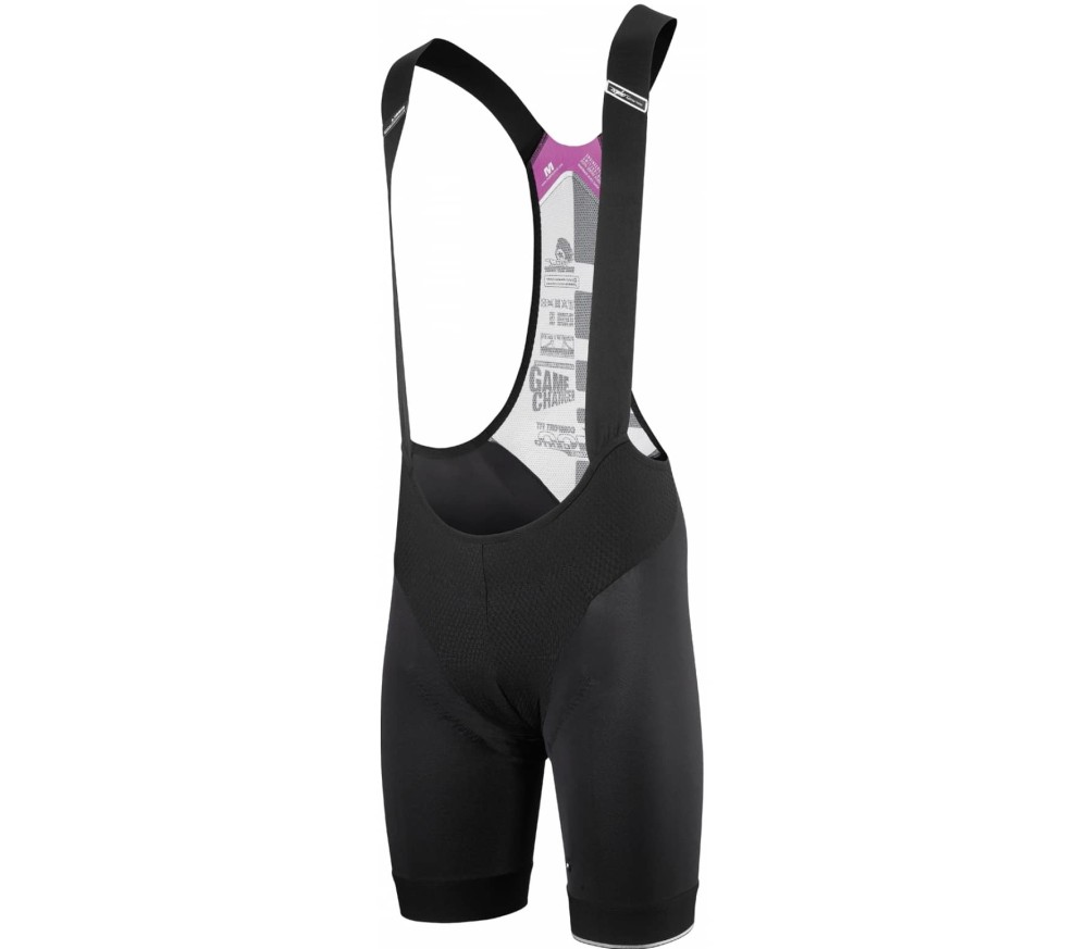 Assos - T.Cento S7 men's Bib Shorts (black)