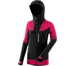 Mercury Pro Women Softshell Jacket
