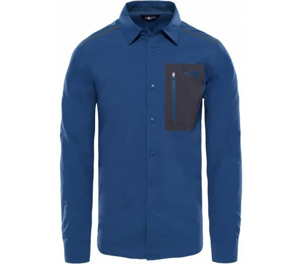 THE NORTH FACE Alpenbro Woven Men Shirt - 1