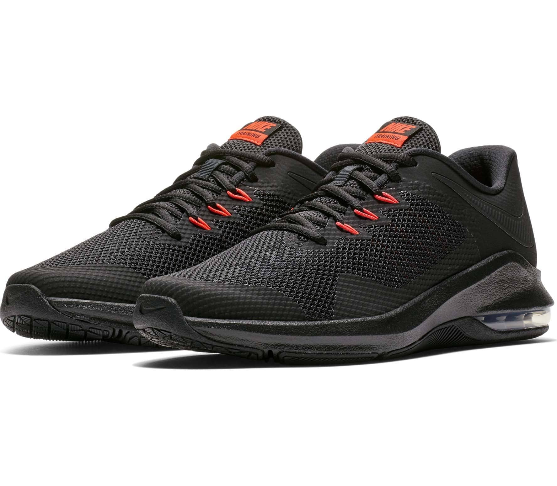 72924630bc4e Nike - Air Max Alpha Trainer men s training shoes (black orange ...