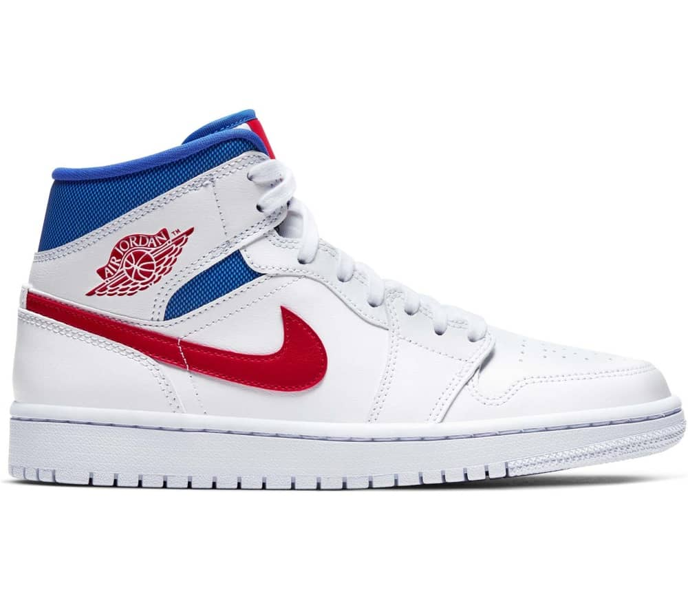 Air Jordan 1 Mid Men Sneakers