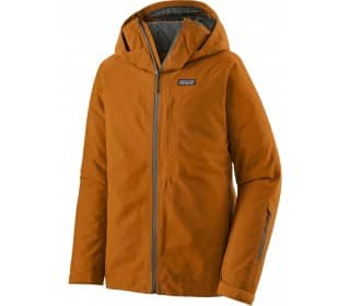 Insulated Powder Bowl Men Ski Jacket
