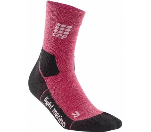 CEP Dynamic+ Merino mid-cut Mujer Calcetines - 1