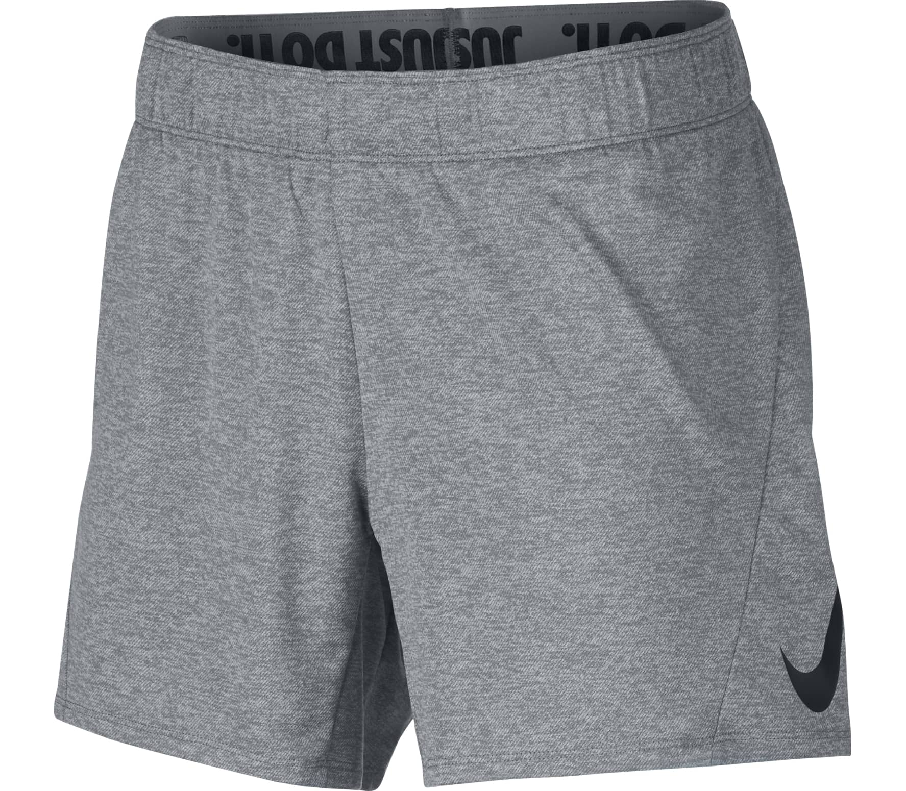 1d308ad38a Nike - Dry Swoosh women s training shorts (grey) - buy it at the ...