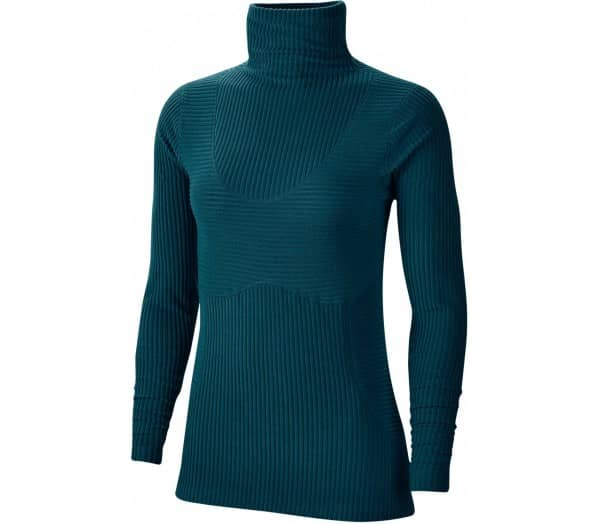 NIKE Pro HyperWarm Damen Trainingssweatshirt - 1