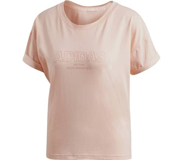 ADIDAS Essential Allcap Women T-Shirt - 1
