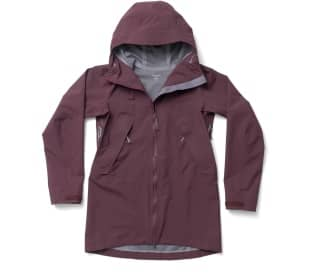 Houdini Leeward Women Hardshell Jacket