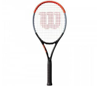 Clash 100 L Unisex Tennisracket (voorgespannen)