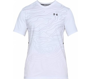 Under Armour Forge V Neck Novelty Herren Tennisshirt