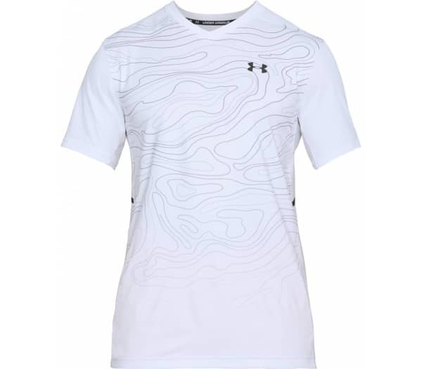 UNDER ARMOUR Forge V Neck Novelty Herren Tennisshirt - 1