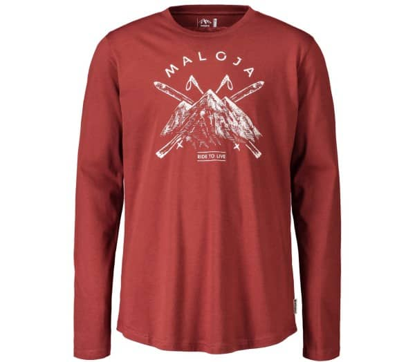 MALOJA LuregnM. Men Long Sleeve - 1