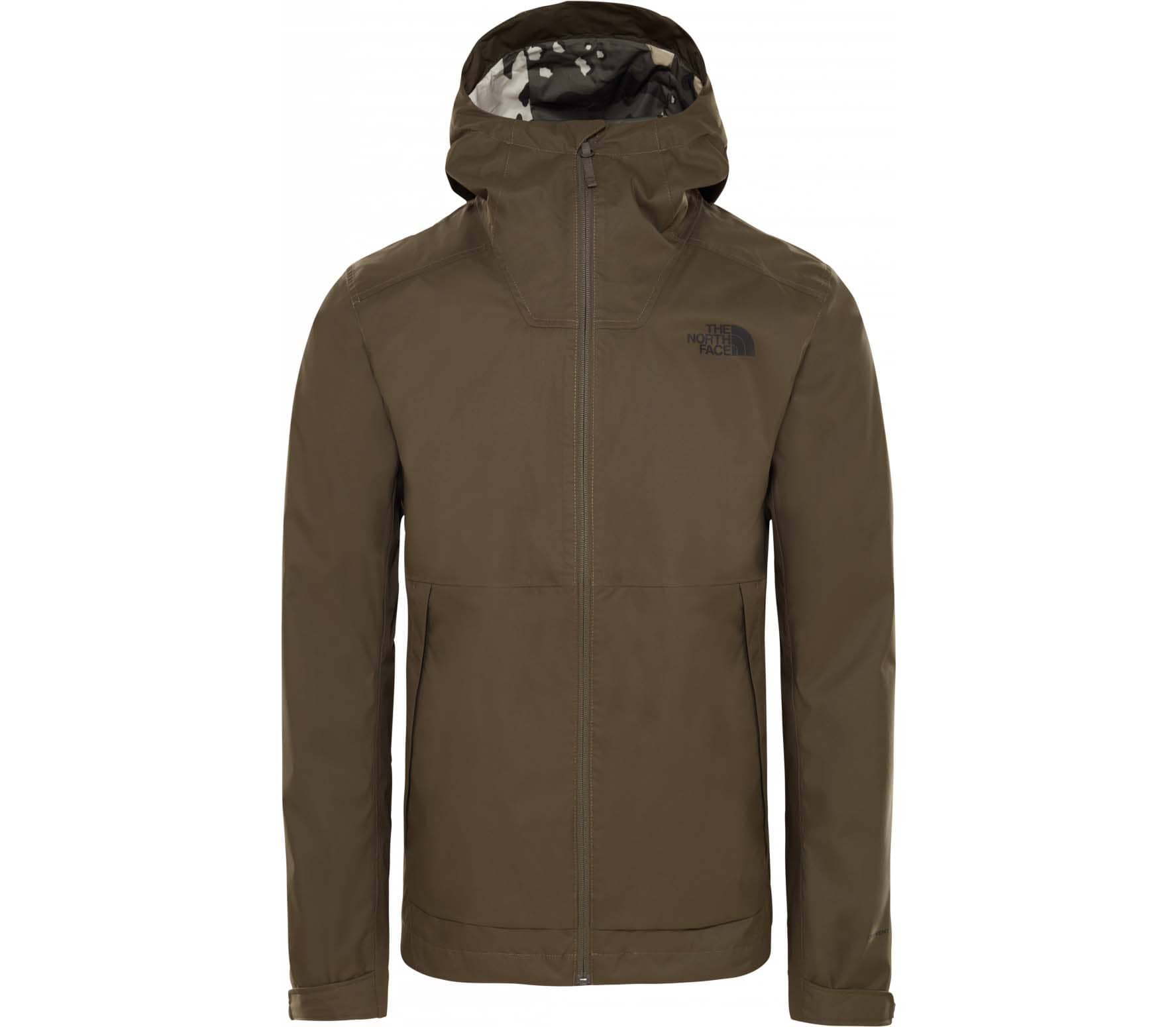 best service 6c911 b356f The North Face - Millerton Herren Regenjacke (oliv)