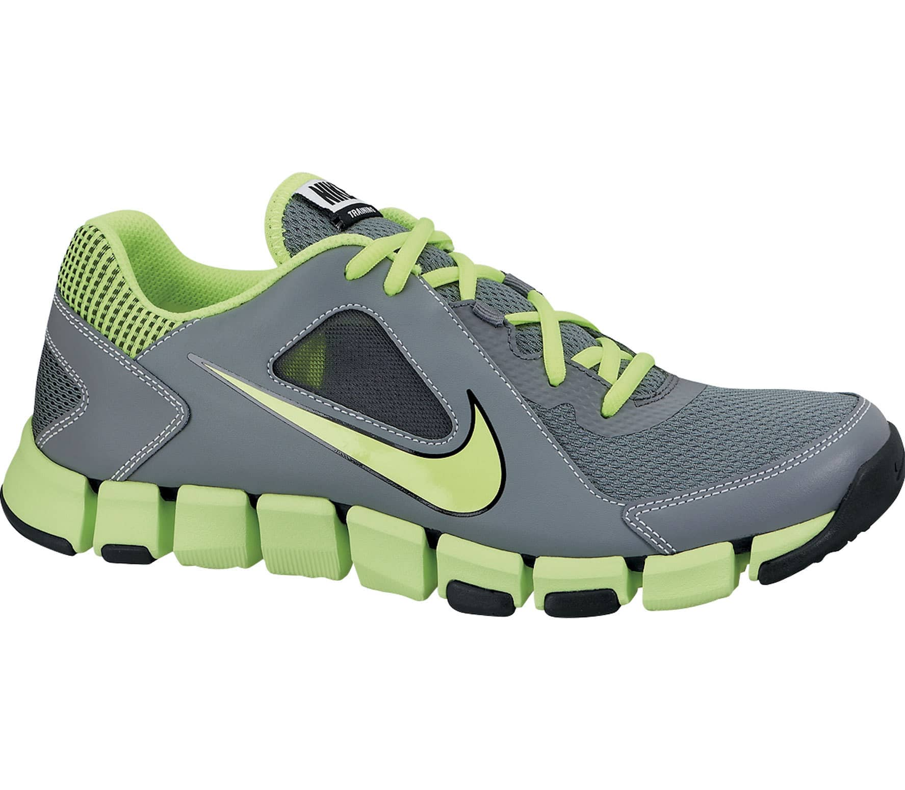 32328c604006 Nike - Flex Show TR 2 men s training shoes (grey green) - buy it at ...
