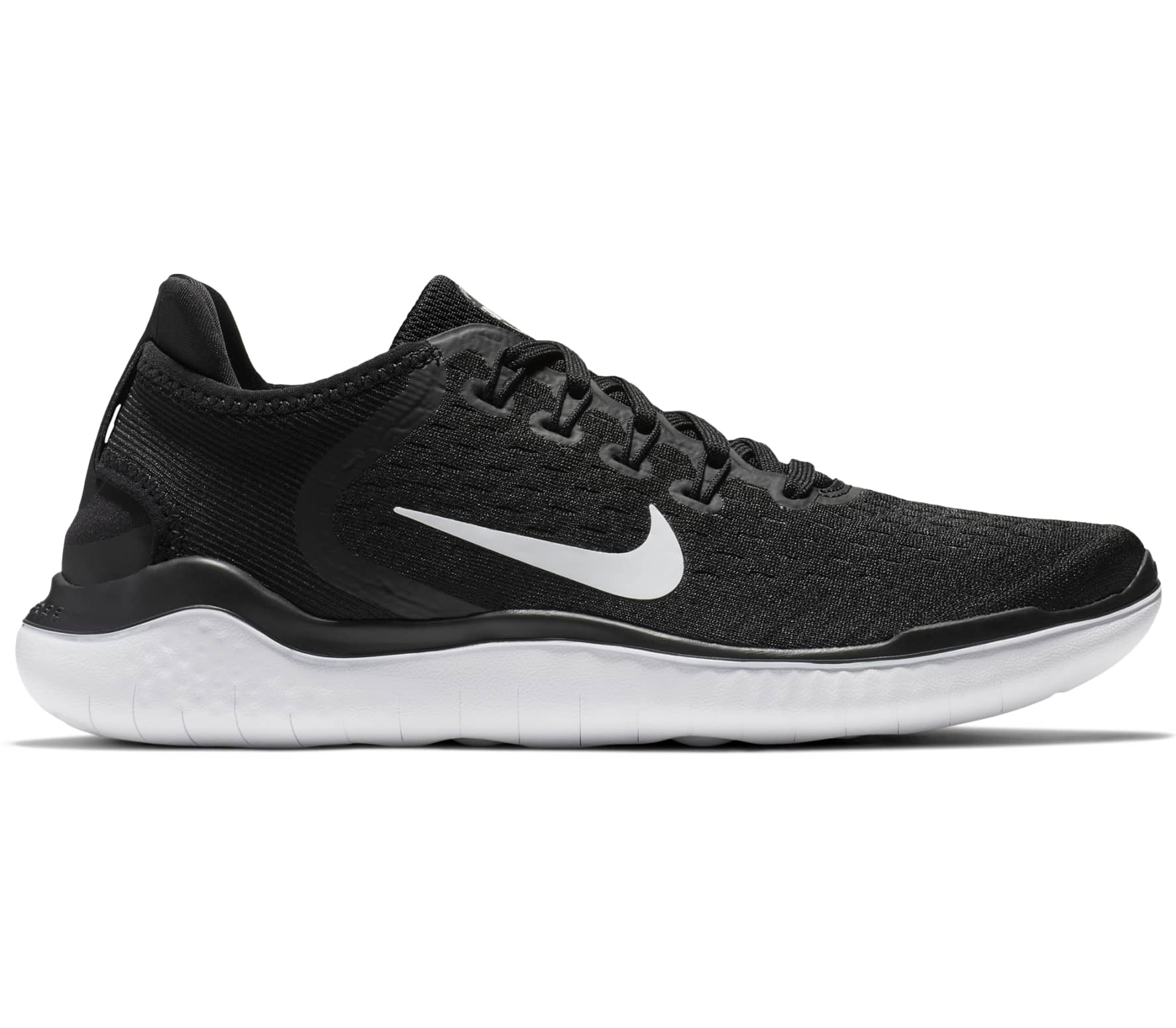 check out 9d3a0 20b47 Nike - Free RN 2018 Mujer Zapatos para correr (negro blanco)