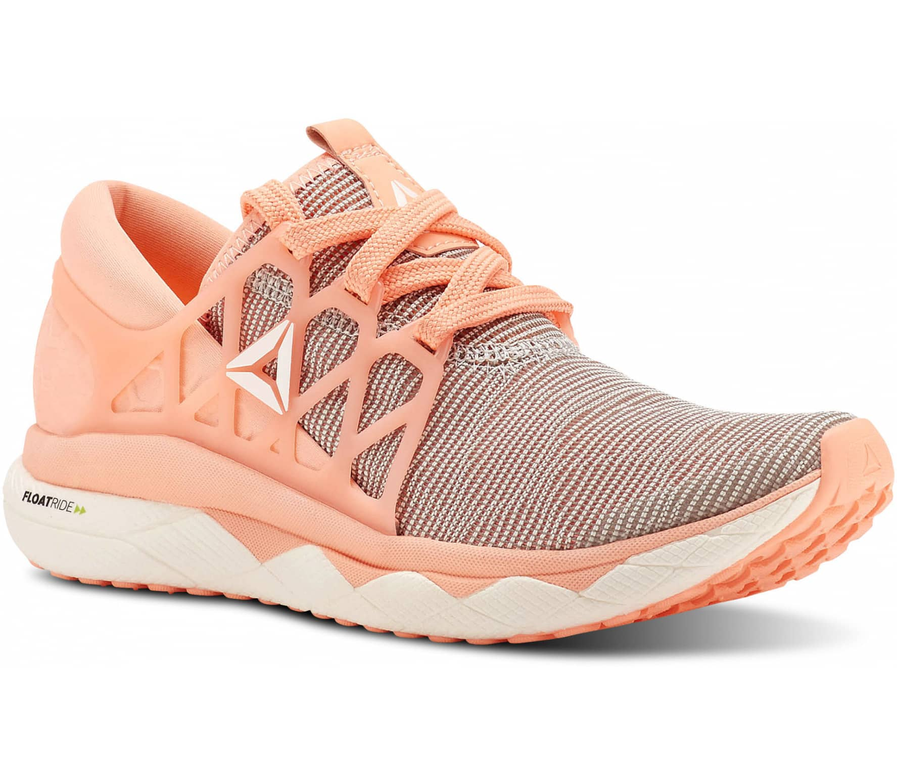 Reebok Floatride Flexweave Damen Laufschuh orange