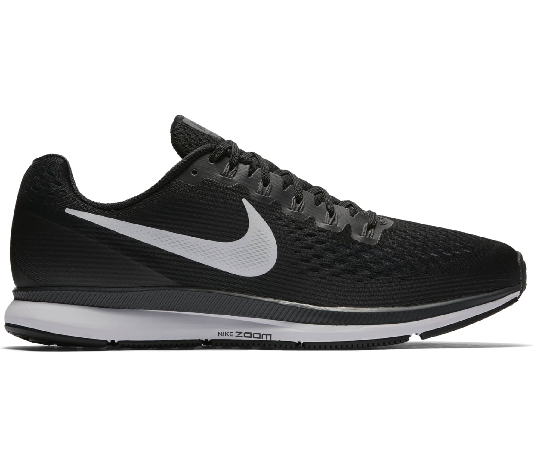 e7f232dbee567 Nike - Air Zoom Pegasus 34 men s running shoes (black white) - buy ...
