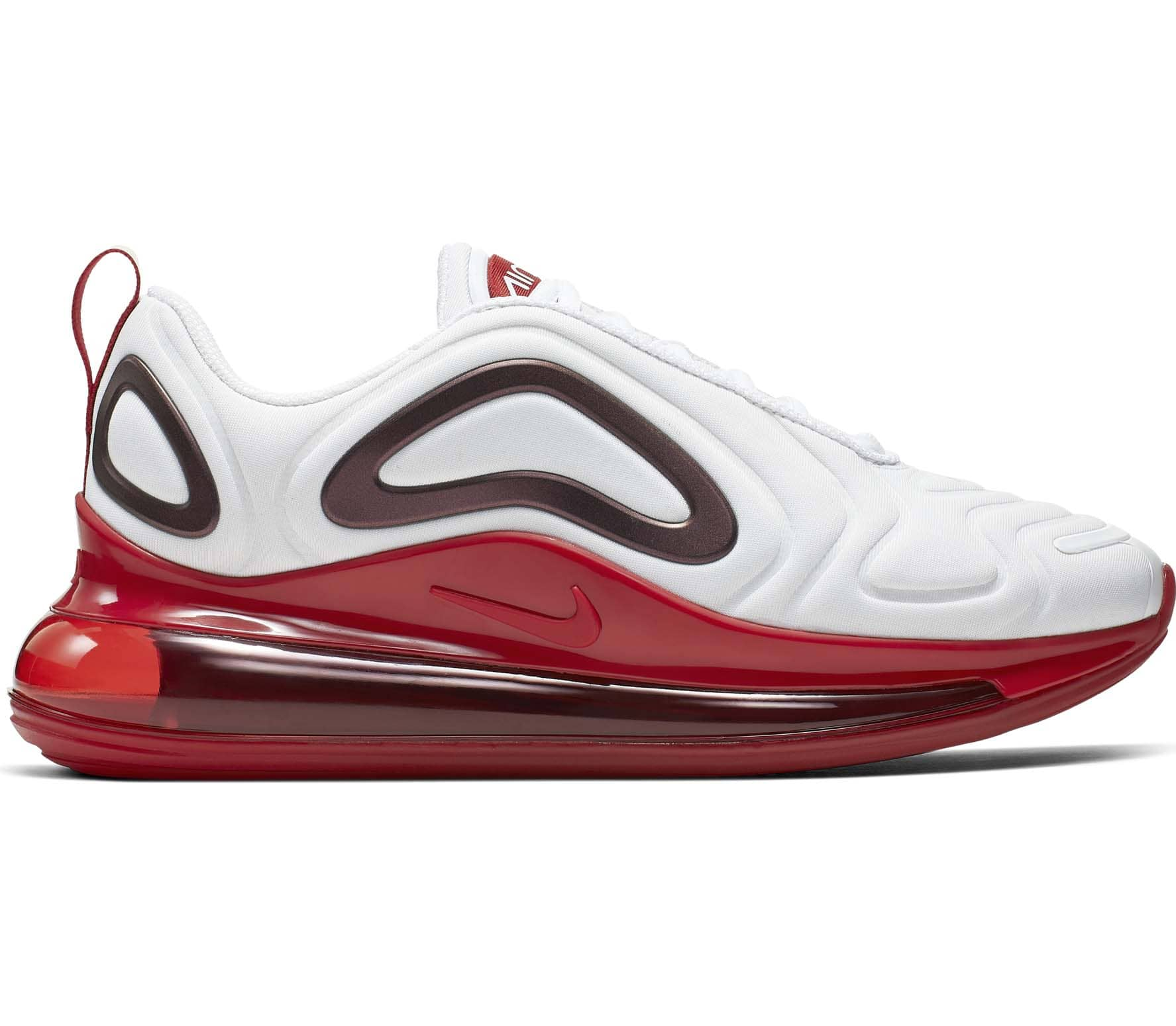 Nike Damen Air Max 720 CD2047 100 WeißRot