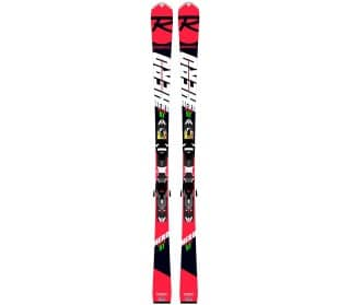 Hero ST inkl. Ti Xpress 11 GW Unisex Skis with Bindings